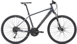 Велосипед Giant ROAM 2 DISC charcoal