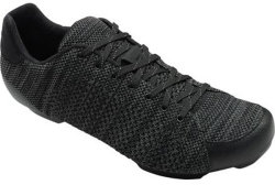 Велотуфли Giro REPUBLIC R KNIT black-charcoal