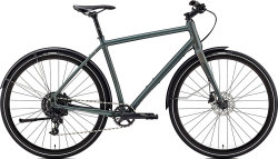 Велосипед Merida CROSSWAY URBAN 300 matt dark green