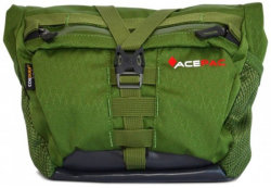 Сумка на раму Ace Pac BAR BAG green