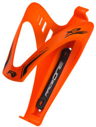 Флягодержатель RaceOne X3 AFT RUBBERIZED orange fluo