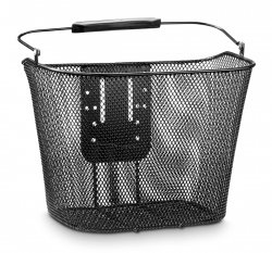 Корзина Cube Acid handlebar basket 16 FILink black