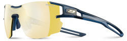 Очки Julbo Aerolite Transluscent blue/blue Reactiv Zebra Light Yellow/Brown Gold flash