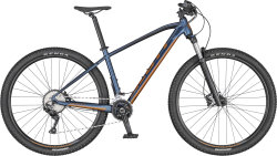 Велосипед Scott Aspect 920 dark blue-orange
