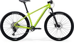 Велосипед Merida Big Nine SLX-Edition 29 glossy green (black)