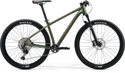 Велосипед Merida Big Nine XT Edition 29 silk fog green (red)