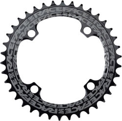 Звезда RaceFace Chainring Narrow Wide, 104, blk