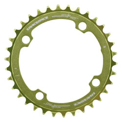 Звезда RaceFace Chainring Narrow Wide, 104, grn