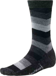Носки Smartwool Chevron Stripe (Black)