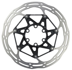 Ротор Sram Centerline 2P BLACK TI ROUNDED 180 мм