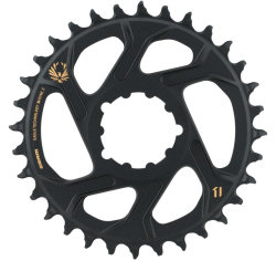 Звезда Sram CR X-SYNC Eagle 38T DM 6 OFFSET