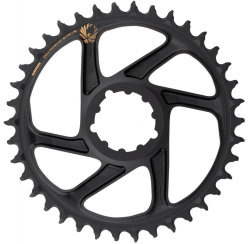 Звезда Sram CR X-SYNC SL Eagle 38T DM 3 OFFSET B GLD