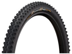 "Покрышка Continental Cross King 27.5""x2.2, Фолдинг, Tubeless, Performance"