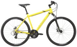 Велосипед Merida Crossway 15-MD silk bright yellow (black)