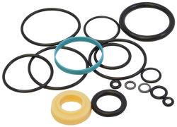 "Сервисный набор Fox Float DHX/RC2/RC4 Damper Rebuild Kit 0.5"" Shaft"