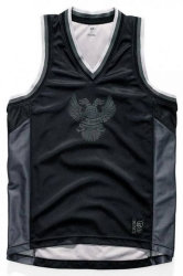 Джерси Fox DJ Sleeveless Jersey Black