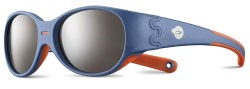 Очки Julbo Domino Blue/orange Spectron 3+ Smoke Silver flash