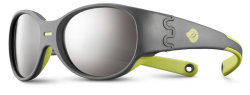Очки Julbo Domino Grey dark/green-yellow Spectron 4 baby Smoke Silver flash