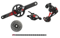 Групсет Sram Eagle X01 DUB Red