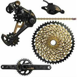 Групсет Sram Eagle XX1 DUB BOOST Black