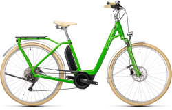 Велосипед Cube Ella Ride Hybrid 500 applegreen´n´white