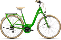 Велосипед Cube Ella Ride applegreen´n´white