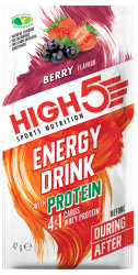 Напиток энергетический High5 Energy Drink with Protein Berry 47g