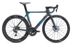 Велосипед Liv Enviliv Advanced Pro 2 Disc Charcoal/Chameleon Blue