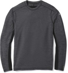 Футболка Smartwool PhD Ultra Light Long Sleeve Charcoal