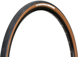 Покрышка Panaracer Gravelking+ Tubed, 700x28C Black/Brown