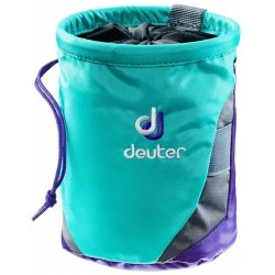 Мешочек для магнезии Deuter Gravity Chalk Bag I M aubergine-arctic (5311)