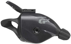 Переключатель правый Sram GX AM SL GXDH TRIGGER 7SPD REAR BLK