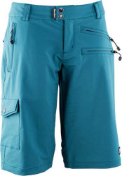 Велошорты женские RaceFace Khyber Womens Shorts blue