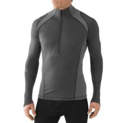Кофта Smartwool NTS Light 195 Zip T Graphite
