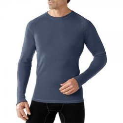 Кофта Smartwool NTS Mid 250 Crew Dark Blue Steel Heather