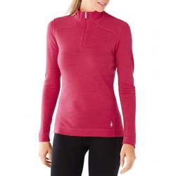 Кофта Smartwool NTS Mid 250 Zip T Potion Pink Heather