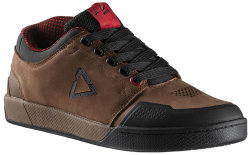 Велосипедные туфли Leatt Shoe DBX 3.0 Flat Aaron Chase (Brown)