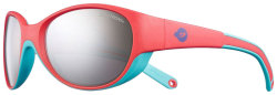Очки Julbo Lily Corail/turquoise Spectron3+ smoked silver flash