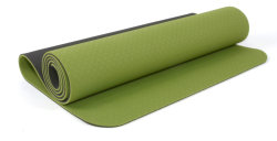 Мат Для Йоги Lifesport 183X61Cm 6Mm Yoga Mat Tpe(Double Layer)
