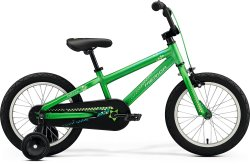 Велосипед Merida Matts J.16 matt flashy green (green)