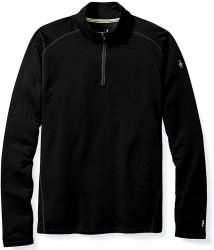 Футболка женская Smartwool Merino 150 Baselayer Long Sleeve (Black)