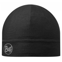 Шапка Buff Microfiber One Layer Hat solid black