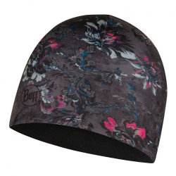 Шапка Buff Microfiber & Polar Hat amur black