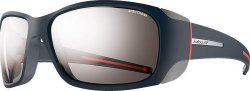 Очки Julbo Montebianco Dark blue/grey/coral Spectron 4 Brown silver flash