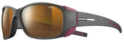 Очки Julbo Monterosa Grey/bordeaux Reactiv Cameleon Brown