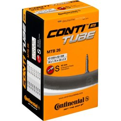 "Камера Continental MTB 26"", 47-559 -> 62-559, S42"