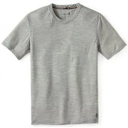 Футболка Smartwool NTS Micro 150 Pattern Tee (Silver Gray Heather)