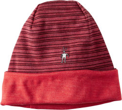 Шапка Smartwool NTS Mid 250 Reversible Pattern Cuffed Beanie (Aubergine)