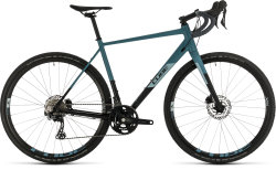 Велосипед Cube Nuroad Race black'n'greyblue