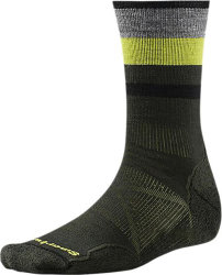 Носки Smartwool PhD Outdoor Light Pattern Crew (Forest)